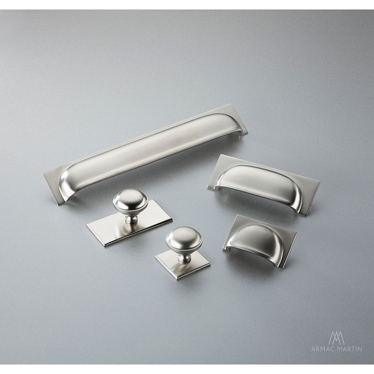 Kitchen Cabinet Handles Uk Only: Armac Martin Queslett Kitchen Cup Handle Collection