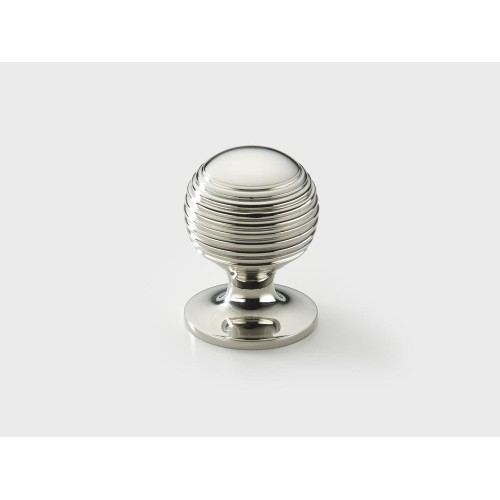 Armac Martin Merrick Reeded Cabinet Knob