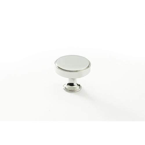 Armac Martin Rotunda Art Deco Round Cabinet Knob Drawer