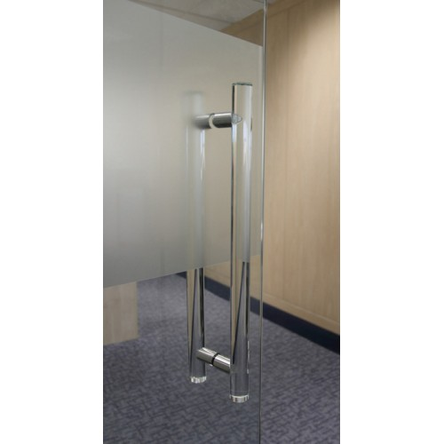 Clear Glass Tech 25 Pull Handles
