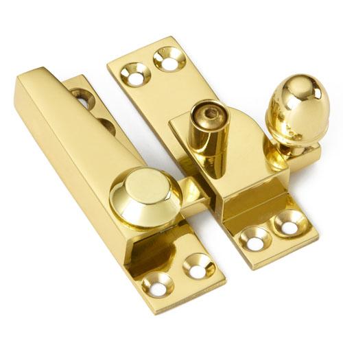 Croft 1036L Acorn Knob Sash Window Fastener - Locking