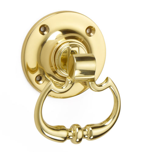 Croft 1717 Beaded Dutch Ring Door Handle