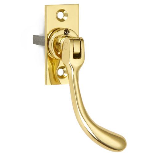 Croft 1793L Bulb End Lockable Window Espagnolette Handle