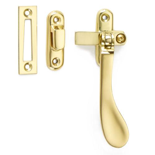 Croft 1798L Spoon End Locking Casement Fastener