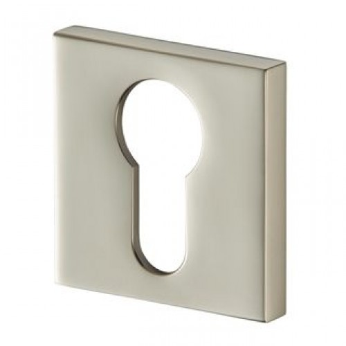 Contemporary 236 Square Plain Escutcheon