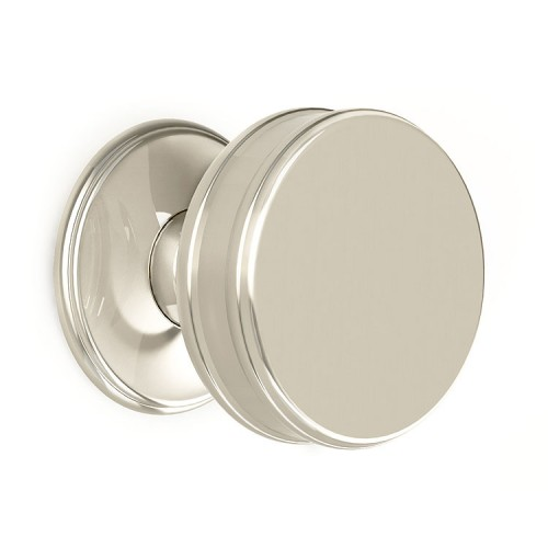 Croft Luxor Mortice 60mm Door Knob on a Concealed Fix Rose