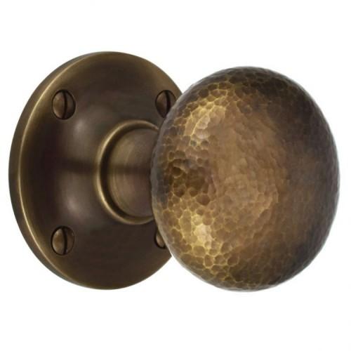 Hammered Cushion Knob Furniture H1757