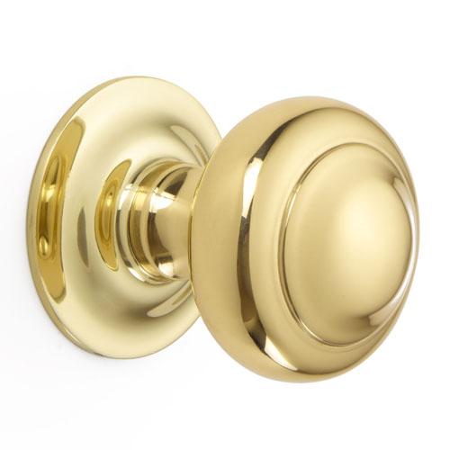 Croft 6344 Round Centre Door Knob
