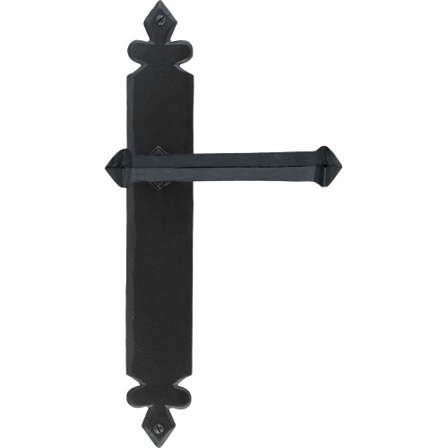 From the Anvil Tudor Lever Latch Set