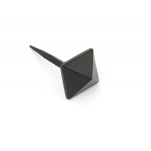 From the Anvil Pyramid Door Stud - Small