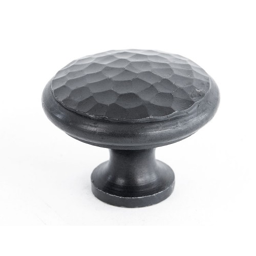 From the Anvil Beaten Cupboard Knob - Large