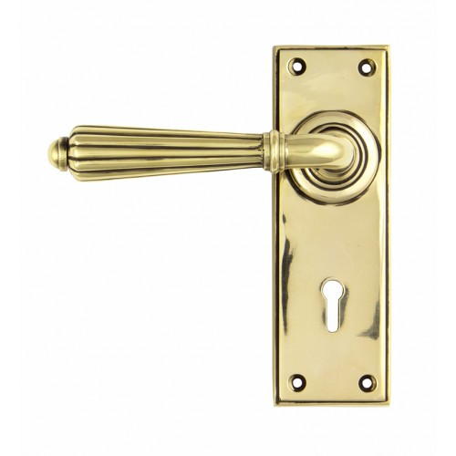From the Anvil Hinton Lever Lock Set