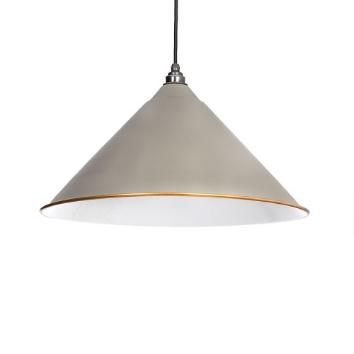 From the Anvil Hockley Pendant Accents Ceiling Light