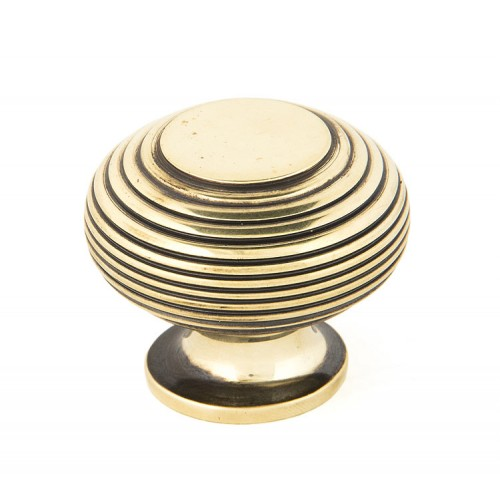 From the Anvil Beehive Cabinet Knob - Large