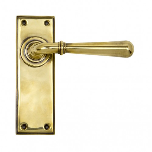 From the Anvil Newbury Lever Latch Set