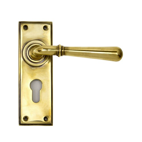 From the Anvil Newbury Lever Euro Lock Set