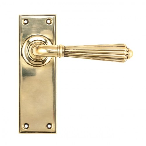 From the Anvil Hinton Lever Latch Set