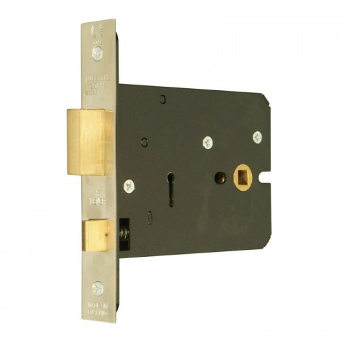 3 Lever Horizontal Mortice Lock - G3011