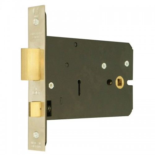 3 Lever Horizontal Mortice Lock - G3012