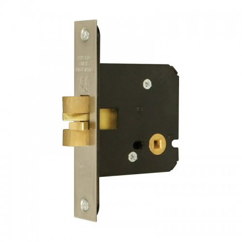 Sliding Bathroom Mortice Door Lock - G8028