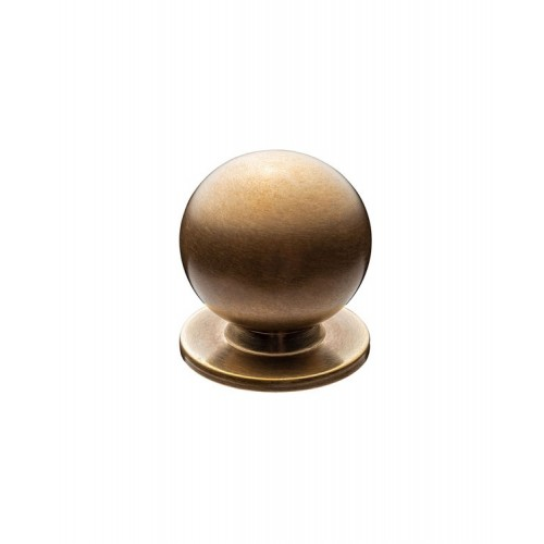 Henry Blake Hardware Classic Ball Knob on Rose