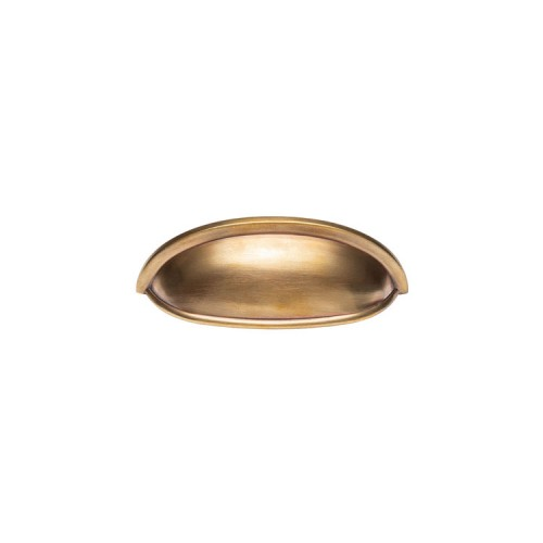 Henry Blake Hardware Solid Brass Kitchen Cup Handle