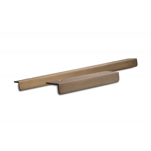 Kitchen Edge Pull SK3400 Antique Brass