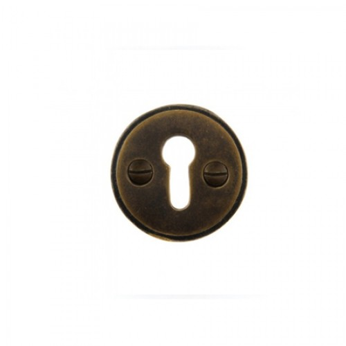 Louis Fraser Themes 759 Round Open Escutcheon