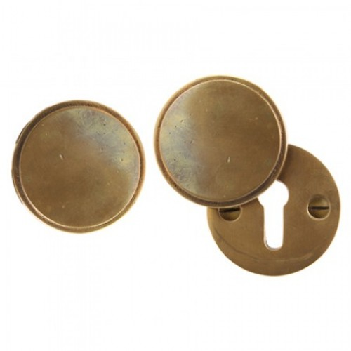 Louis Fraser Themes 760 Round Covered Escutcheon