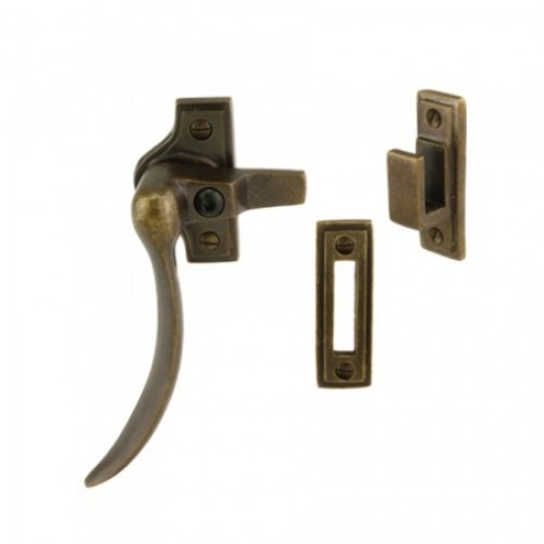Louis Fraser Themes 783 Curved Lockable Casement Fastener