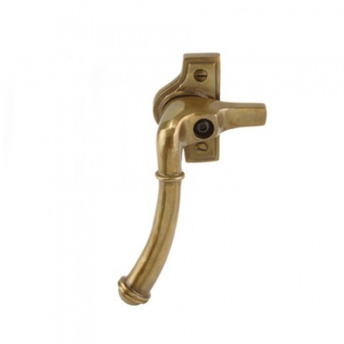 Louis Fraser Themes 785 Ribbed Lockable Casement Fastener