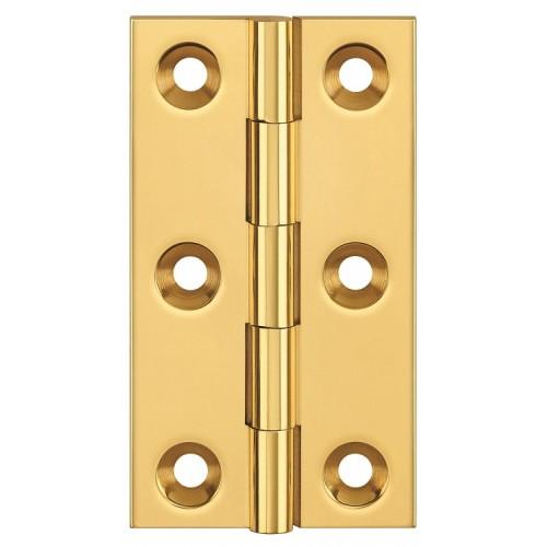 Simonswerk 0960 Unwashered Brass Hinge
