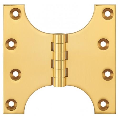 Simonswerk P0550 Unwashered Parliament Brass Hinge