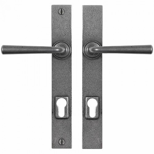 Stonebridge Padstow Multipoint Entry Door Handle in Forged Steel