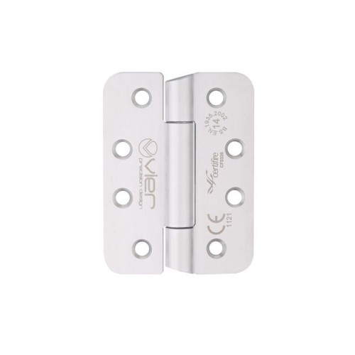 Vier Grade 14 Concealed Knuckle Hinge - Anti Ligature - Sold in Pairs
