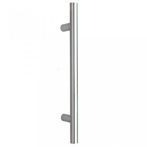 Guardsman Pull Handle Polished Stainless Steel