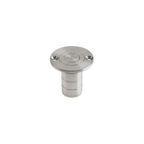 ZOO Hardware ZAS14A Dust Excluding Socket for Flush Bolts (Timber) - Stainless Steel