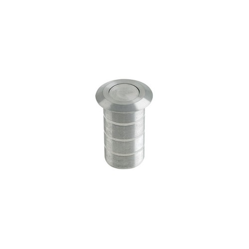 ZOO Hardware ZAS14 Dust Excluding Socket for Flush Bolts (Concrete) - Stainless Steel