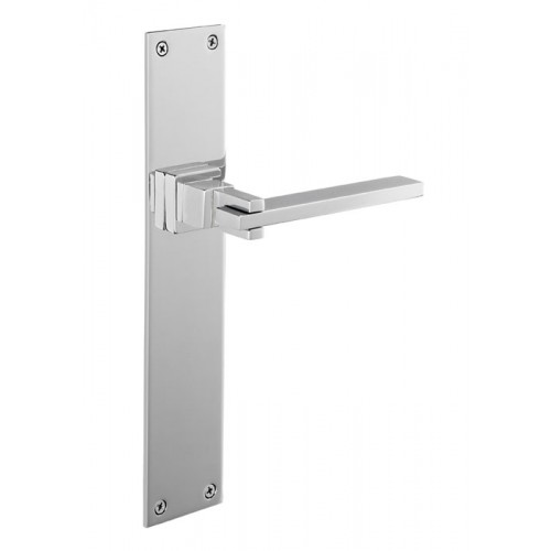 Lever on Backplate