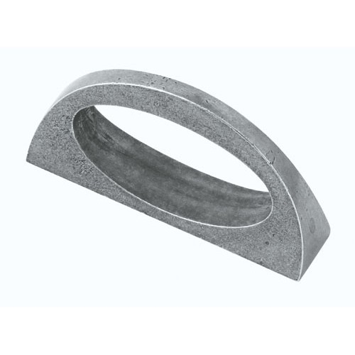 Finesse Design Clifton Cabinet Pull Handle in Pewter