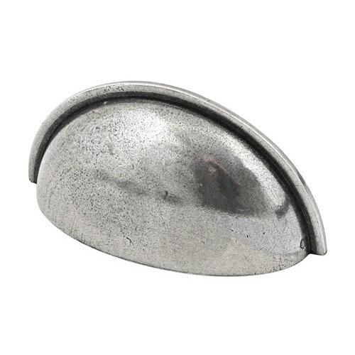 Finesse Design Chester Cabinet Cup Handle in Pewter