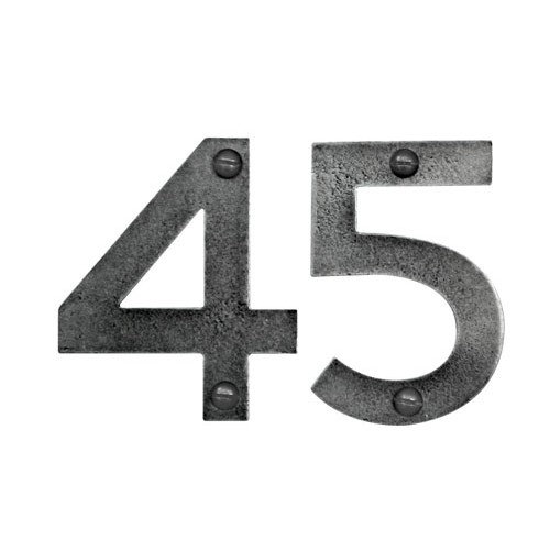 Finesse Design House Numbers