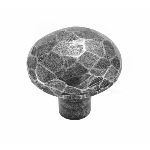 Finesse Design Facet Cabinet Knob in Pewter