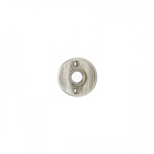 Rocky Mountain Hardware Round Metro Doorbell Button
