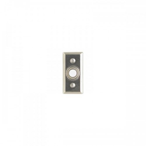 Rocky Mountain Hardware Rectangular Doorbell Button