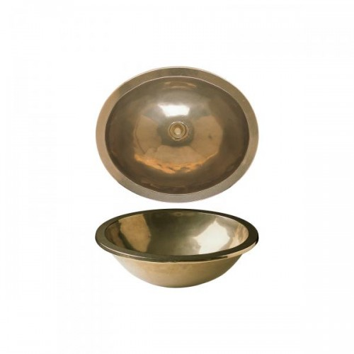 Rocky Mountain Hardware Ellipse Sink