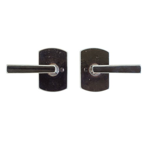 Rocky Mountain Hardware Handle on Curved Plate
