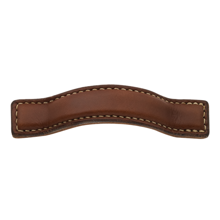 Turnstyle Leather Bow Cabinet Handle Buy Online
