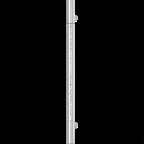 Turnstyle Designs Solid Hammered Barrel Door Pull - 600mm