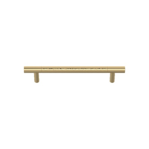 Turnstyle Designs Hammered Solid Barrel Cabinet Pull Handle
